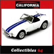 C64 - 1965 Shelby COBRA 427 S/C - California - 1/64