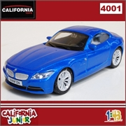 CJ43 - BMW Z4 Azul - California Junior - 1/43