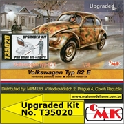 Volkswagen Typ 82 E (Upgraded Kit) - MPM - 1/35