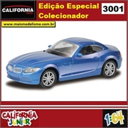 CJ64 - BMW Z4 Azul - California Junior - 1/64