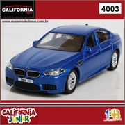 CJ43 - BMW M5 Azul - California Junior - 1/43