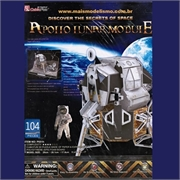 APOLLO LUNAR MODULE - Cubic Fun - P651h