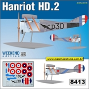 Hanriot HD.2 - Weekend Edition Eduard - 1/48