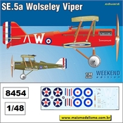 SE.5a Wolseley Viper - Weekend Edition Eduard - 1/48