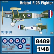Bristol F.2B Fighter - Weekend Edition Eduard - 1/48
