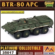 EMT - Russian BTR-80 APC USSR Imperial Guard Troops - Easy Model - 1/72