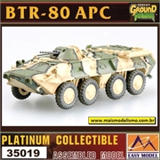 EMT - Russian BTR-80 APC Russian Army Battle 1994 - Easy Model - 1/72