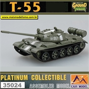 EMT - T-55 USSR - Prague 1968 - Easy Model - 1/72