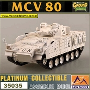 EMT - MCV 80 (Warrior) 1st Bn Staffordshire Iraq 1991 - Easy Model - 1/72