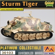 EMT - Sturm Tiger PzStuMrKp 1001 - Easy Model - 1/72