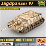 EMT - Jagdpanzer IV Germany 1945 - Easy Model - 1/72