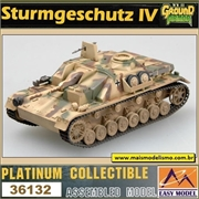 EMT - Sturmgeschutz IV Germany 1945 - Easy Model - 1/72
