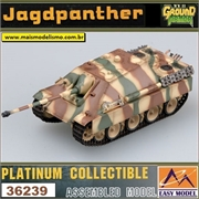 EMT - Jagdpanther Germany Army 1945 - Easy Model - 1/72