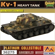 EMT - KV-1 Heavy Tank - Russian Army 1941 - Easy Model - 1/72