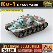 EMT - KV-1 Heavy Tank - Finland Army - Easy Model - 1/72