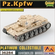 EMT - Pz. Kpfw. 756 (r) 22nd Armored Division - Easy Model - 1/72