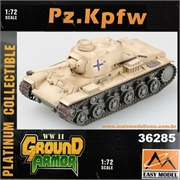 EMT - Pz. Kpfw. 756 22nd Armored Div. - Easy Model - 1/72