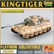 EMT - KINGTIGER (H) s.SS-Pz.ABT.503 - Easy Model - 1/72