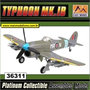 EM - Hawker TYPHOON MK.Ib Squadron 245 Schleswing 1945 - Easy Model - 1/72