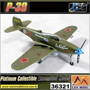 EM - P-39N WHITE 01 Russia Air Force JAN 1945 - Easy Model - 1/72