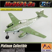 EM - Messerschmitt Me 262A-2a B3+GL 1./KG(J)54 - Easy Model - 1/72