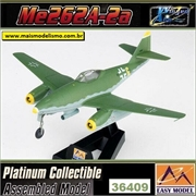 EM - MESSERSCHMITT ME. 262A-2, B3+GL 1.KG(J)54 - Easy Model - 1/72