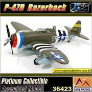 EM - P-47D Razorback 56th FG USAAF - Easy Model - 1/72