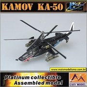 EM - Helicóptero KAMOV KA-50 Blackshark Russian Air Force n.22 - Easy Model - 1/72