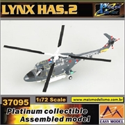 EM - Helicóptero WESTLAND LYNX HAS.2 - UH-14 No. 7 - Easy Model - 1/72