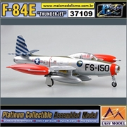 EM - F-84E-49-2105 Thunderjet - 22nd Fighter Bomber Squadron - Easy Model - 1/72