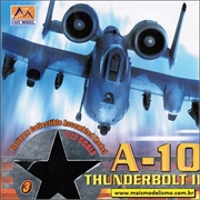 EM - A-10 Thunderbolt II 510th FS 52nd FW Germany 1990 - Easy Model - 1/72