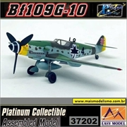 EM - Messerschmitt BF-109 G-10 Croacia 1945 - Easy Model - 1/72