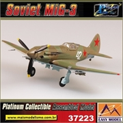 EM - Soviet MIG-3  7th IAP 1941 - Easy Model - 1/72
