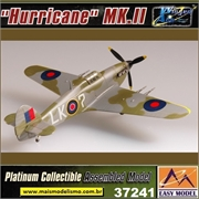 EM - Hawker Hurricane MK II 87 SQN 1942 - Easy Model - 1/72