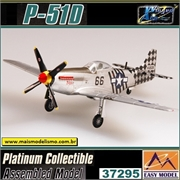 EM - P-51D MUSTANG 6ACA 1ACG India 1945 - Easy Model - 1/72