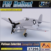 EM - F6F HELLCAT VF- 4 1942 - Easy Model - 1/72