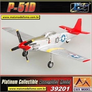 EM - P-51D MUSTANG RED TAILS - Easy Model - 1/72