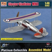 EM - Gloster Gladiator Mk1 RAF - Easy Model - 1/48