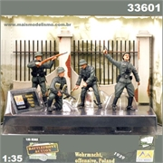 EM - Wehrmacht - Offensive Poland 1939 - Easy Model - 1/35