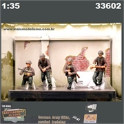 EM - German ARMY ELITE, Combat, Training 1941 - Easy Model - 1/35