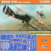 Spad XIII Late Version - ProfiPACK Edition Eduard - 1/48