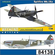 Spitfire Mk. IXe - Weekend Edition Eduard - 1/48