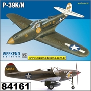 P-39K/N - Weekend Edition Eduard - 1/48