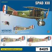 Spad XIII - Weekend Edition Eduard - 1/48