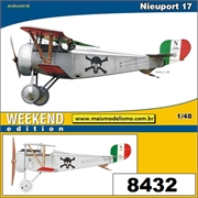Nieuport 17 - Weekend Edition Eduard - 1/48