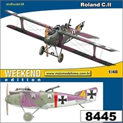 Roland C.II - Weekend Edition Eduard - 1/48