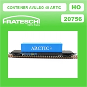 20756 - CONTEINER AVULSO 40 ARTIC - (HO)