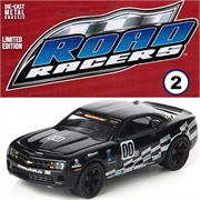 RR - 2011 CHEVROLET CAMARO SS - Greenlight - 1/64