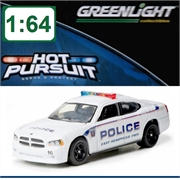 HP  8 - 2008 Dodge Charger POLÍCIA PENNSYLVANIA - Greenlight - 1/64