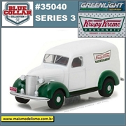 1939 - Chevrolet Panel Truck Krispy Kreme - Greenlight - 1/64